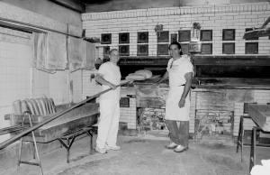 columbus bakery oven