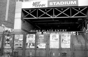 NBT Bank Stadium Entry
