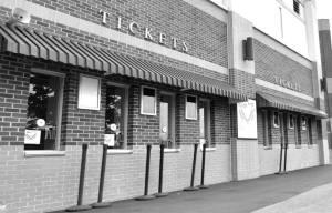 NBT Bank Stadium Ticket Stand
