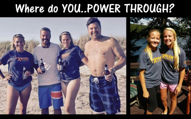 Power Through on Facebook